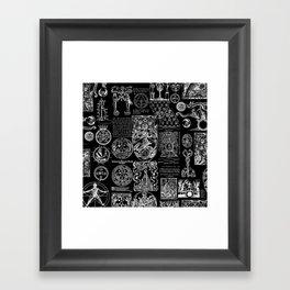 Ursietano Framed Art Print