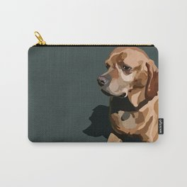 Taia the Portuguese Pointer Carry-All Pouch