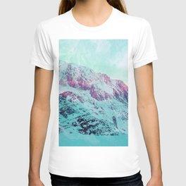 Pastel Magic Mountains T-shirt