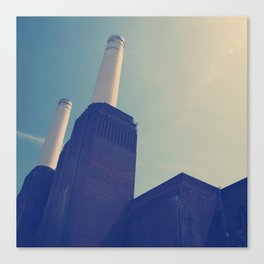 Battersea Power Station 1 Canvas Print