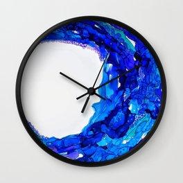 W A V E S Wall Clock