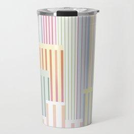 Skyscrapers, I love you Travel Mug