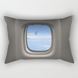 Window Seat Rectangular Pillow