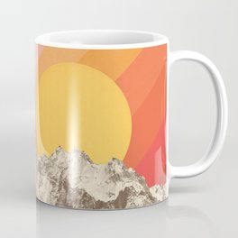 Mountainscape 1 Coffee Mug