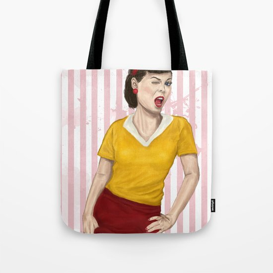 be my lover Tote Bag