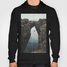 I left my heart in Iceland - landscape photography Hoody