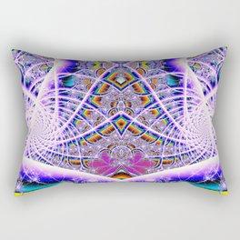 BBQSHOES: Bubbleweb Fractal 9513 Rectangular Pillow