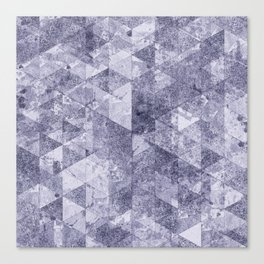 Abstract Geometric Background #26 Canvas Print