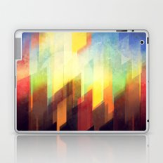 Morning, city! Laptop & iPad Skin