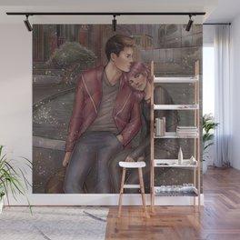 HeartRate - Minute Break Wall Mural