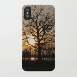 Ixonia Marsh iPhone Case