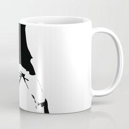Banksy Flower Thrower Coffee Mug