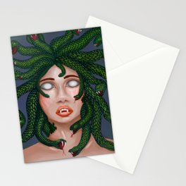 A Woman Scorned Stationery Cards