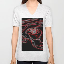 Weird Unisex V-Neck