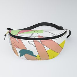 Dancing Hour Eight Fanny Pack