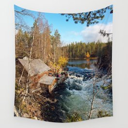 Suomi Wall Tapestry