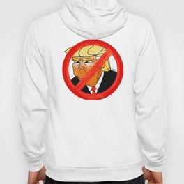 #Resist Orange 45 Hoody