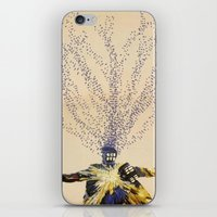 doctor who iPhone & iPod Skins featuring Doctor Who by Laura