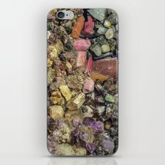 Gems collection 4 iPhone & iPod Skin