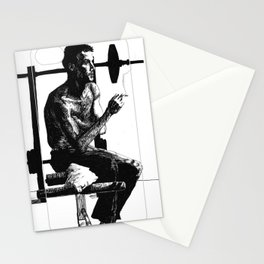 In between sets Stationery Cards