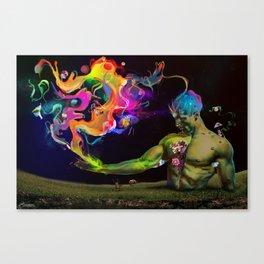 Alchemy Resonance Canvas Print