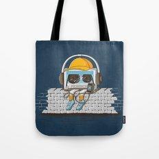Oldschool Music Tote Bag