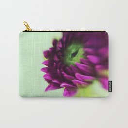 Dahlia Bud Carry-All Pouch