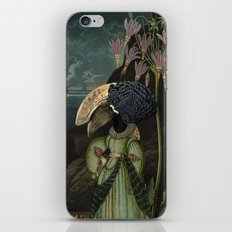 femina 1 iPhone & iPod Skin