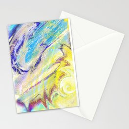 When the Moon and Sun Met Stationery Cards