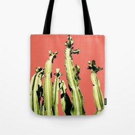 Cactus - red Tote Bag