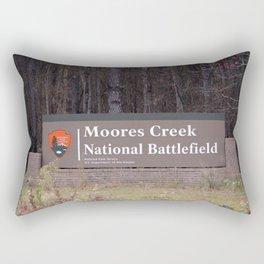 Moores Creek National Battlefield Rectangular Pillow