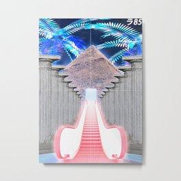 escalate life Metal Print