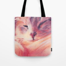 After lunchtime Tote Bag