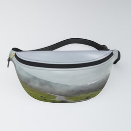 Winding road Fanny Pack