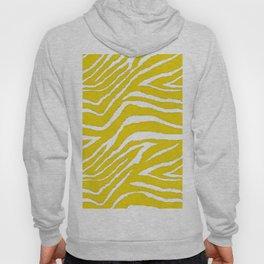 Zebra Golden Yellow Hoody
