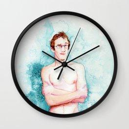 cocky Wall Clock