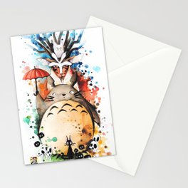 """The crossover n°2"" Stationery Cards"