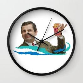 La Bean Wall Clock
