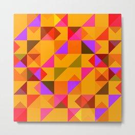 tiles 04 Metal Print
