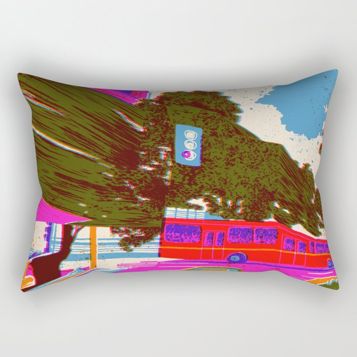 bring your love back in 7 days - Fortuna Series Rectangular Pillow