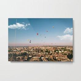 Balloons Over Bristol Metal Print