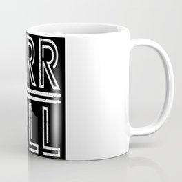 RLRR LRLL Drummer Drum Rock Band Music Coffee Mug