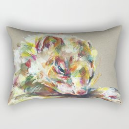 Ferret IV Rectangular Pillow