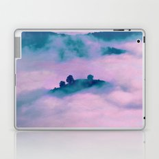 Forest land fog Laptop & iPad Skin
