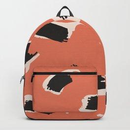 Animal Stripes in Terracotta Backpack