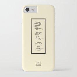 Rich rich rich - EDTION iPhone Case