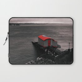 Lifeboat House Laptop Sleeve
