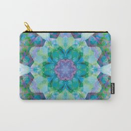 Mandalas of Healing and Awakening 10 Carry-All Pouch