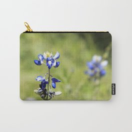 Last of the Bluebonnets Carry-All Pouch