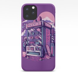 Retro gaming machine iPhone Case